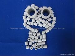 Ceramic Rasching Ring For Tower Packing