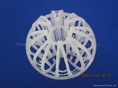 Plastic Tellerette Ring--Tower Packing
