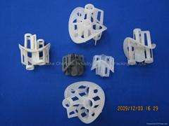 Plastic heilex ring (plastic tower packing)