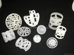 塑料散装化工填料