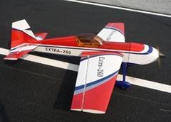 model airplane Extra-260 50CC (hobby)