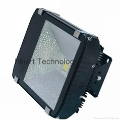 Aluminum outdoor led tunnel light 60W, IP65 waterproof
