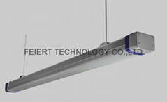 Led linear high bay tube lamp
