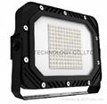 led flood light 150W aluminum with lens