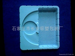 鏈條鏈盤配件塑料內托