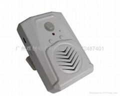 microsound紅外感應語音提示器
