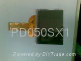 PVI元太高清投影屏PD050SX2