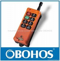 Industrial Wireless Remote Control for Crane