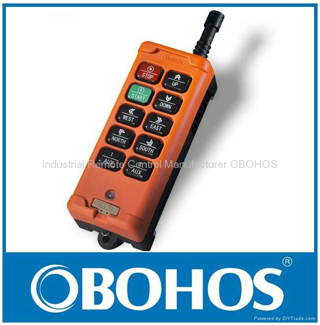Industrial Wireless Remote Control for Hoist 1