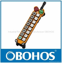 Hoist Crane Industrial Wireless Remote Control Pendant