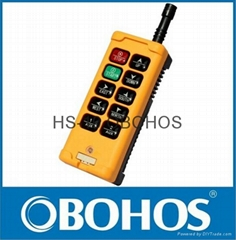 CRANE REMOTE CONTROL PENDANT for Industrial Equipment Appliances Special Equipme