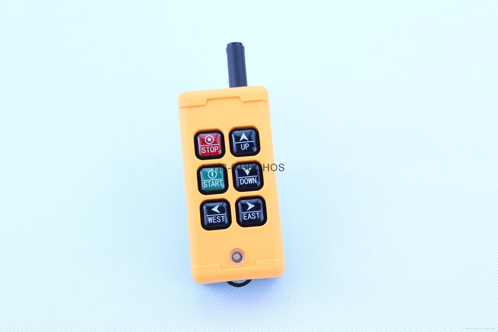 Winch Remote Control Hs 6 Obohos China Manufacturer