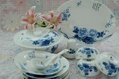 上海陶瓷餐具礼品