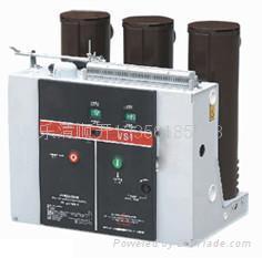 VS1-12高压真空断路器固定式ZN63 1