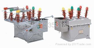 户外高压真空断路器ZW8-12/1250-25 1