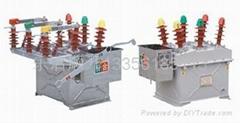 户外高压真空断路器ZW8-12
