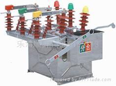 户外高压真空断路器ZW8-12/1250-25 2