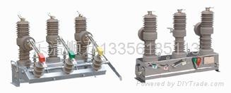ZW32-12型户外高压真空断路器顺开电气 2