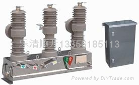 ZW32-12型户外高压真空断路器顺开电气 3