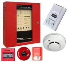 NFPA Fire alarm system