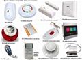 Smoke Alarm Wireless Security System MD-2100R   2