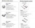 Smoke Alarm Wireless Security System MD-2100R   1