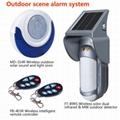 Residential Security Burglar Alarm