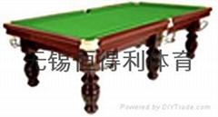 无锡台球桌