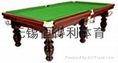 無錫台球桌