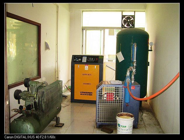 康賽爾空氣壓縮機 1