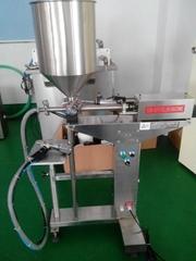 removable nozzle Semi-auto Filling Machine FM-SMV