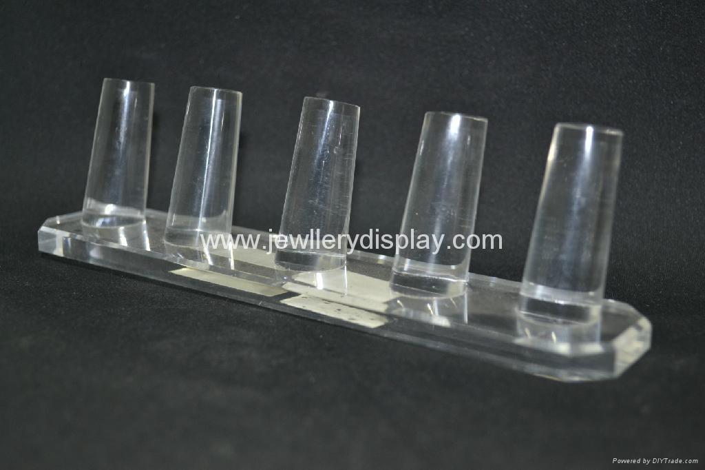 有机玻璃戒指展示架(七件头) 4