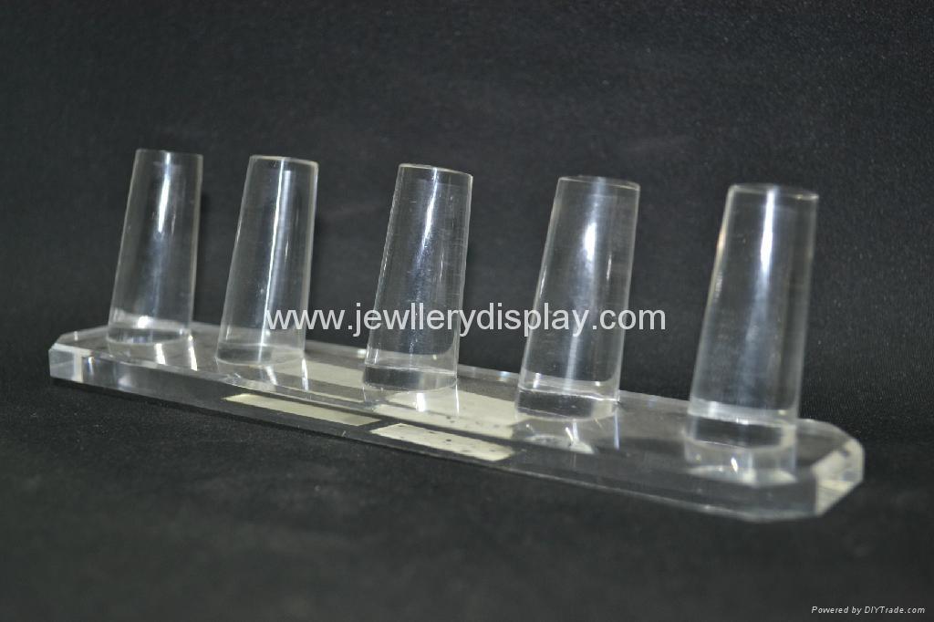 有机玻璃戒指展示架(七件头) 3