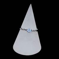 有机玻璃锥形戒指座(珠宝首饰展道具 ) 2