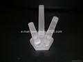 有机玻璃(压克力)戒指展示架(5pcs),首饰包装制品 4