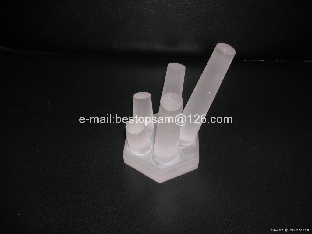 有机玻璃(压克力)戒指展示架(5pcs),首饰包装制品 5