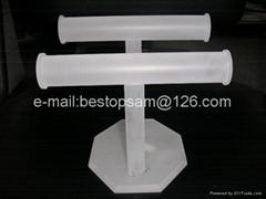 有機玻璃T-BAR 項鏈展示架