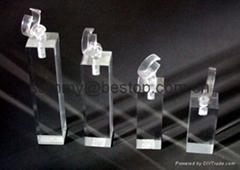 有机玻璃(压克力)戒指展示座(4件头)