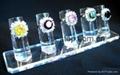 有机玻璃戒指展示架(七件头)
