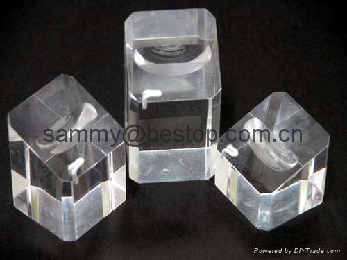 有机玻璃戒指展示架(三件) 3