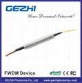 1x2 CWDM device