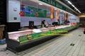 COLUMBIA Supermarket Meat Display Fridge