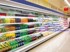 Commercial Refrigerated Display Case