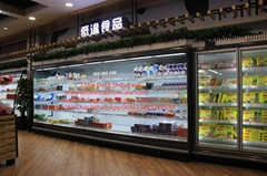 E7 HEMET Commercial Refrigerated Display Case