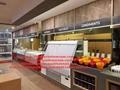 E7 ORLANDO Supermarket Fridge in Singapore Restaurant