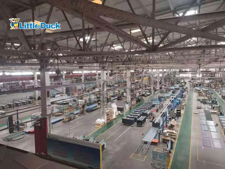 E8 LANSING production