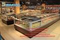 E7 WASHINGTON Supermarket Deep Freezer