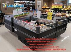 NEW CALGARY Supermarket Display Freezer