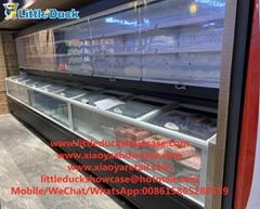 E7 AUSTIN Supermarket Fridge and Freezer