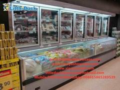 E7 ST. PAWL Supermarket Combine Freezer